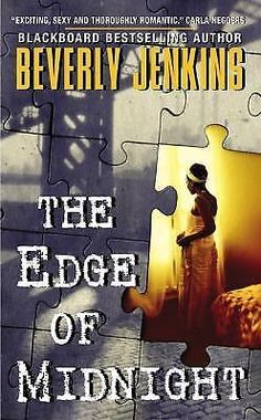 The Edge of Midnight, Beverly Jenkins, New Book