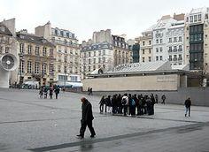 Brancusi's studio in Paris