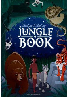 The Jungle Book by Rudyard Kipling http://www.amazon.com/dp/1495421082/ref=cm_sw_r_pi_dp_D38rub10A5CTE