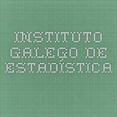 INSTITUTO GALEGO DE ESTADÍSTICA.