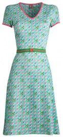 Mario jurk van Who`s That Girl | Jurken & Tunieken | Solvejg | kleurrijke mode