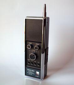 Vintage Pace Handheld CB Radio Model CB155 by PoorLittleRobin