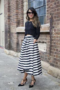 Street Style na Sydney Fashion Week