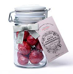 Cartwright & Butler White Chocolate Raspberries