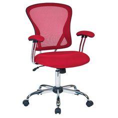 Ave Six Juliana Adjustable High Back Mesh Office Chair & Reviews | Wayfair Supply