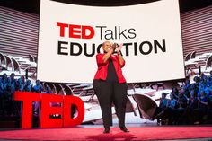 WATCH: How A Teacher Encouraged Her Students With An F | Fabulous TEDTalk about the value of relationship building with students