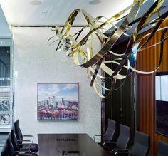 Calgary, Canada. Designed by Studio Munge. Developer: Cadillac Fairview.