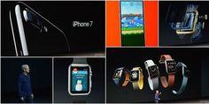 Keynote d'Apple: un double appareil photo sur l'iPhone 7 Plus, une Apple Watch étanche, Super Mario sur iOS (DIRECT) - La Libre.be