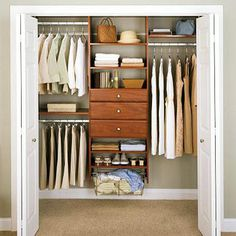 Cool Diy Closet System Ideas For Organized People Diy closet