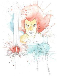 Lion-O - ThunderCats - Jonathan A. Reincke