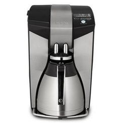 Be sure you're properly caffeinated to take on your day with the help of Mr. Coffee® Optimal Brew™ Thermal Coffeemaker!  #MrCoffee #Coffee #CoffeeMaker