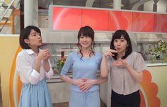 2016/05/13 グッド!モーニング新3姉妹