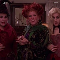 Watch this video to relive the best quotes from the Halloween classic film, Hocus Pocus.