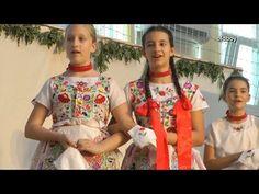 Dunaújvárosi Vasas - Kalocsai táncok - YouTube