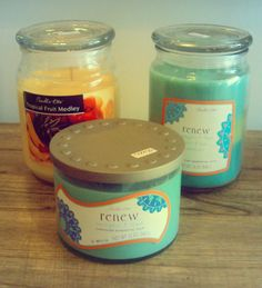 Velas Aromaticas Candle Litle.