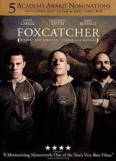 Foxcatcher The dark and fascinating story of the unlikely and ultimately tragic relationship between an eccentric multi-millionaire and two champion wrestlers.