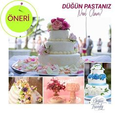 Düğünün en tatlı kısmı düğün pastaları önerileri www.duguntrendy.com da #dugunrehberi  #evlilik  #wedding  #weddingfashion  #fashion  #married  #türkiyenindugunrehberi  #firmalarburada