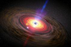 Supermassive Black Hole Blasting Molecular Hydrogen Solves Outstanding Mystery