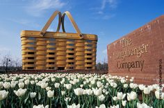 The Longaberger Co. headquarters is a testament to its founder's imagination and unwavering vision. | Roadside Ohio | OhioMagazine.com