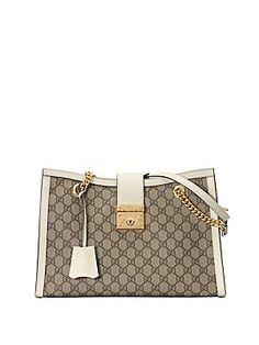 74b73d4493c Gucci - Padlock GG Medium Shoulder Bag