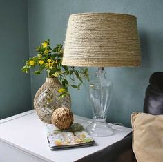 34 Amazing DIY Tips to Decorate Your Home Using Rope 12