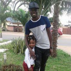 Kwaku Manu shares his family photos!!