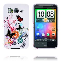 Symphony (Blandede Sommerfugle 2) HTC Desire HD Cover