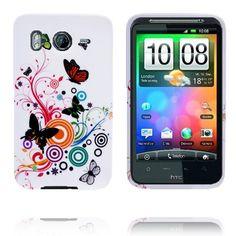 Symphony (Diverse Sommerfugler) 2) HTC Desire HD Deksel