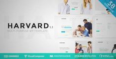 Download and review of Harvard | Responsive Multi-Purpose Theme, one of the best Themeforest Corporative themes {Download & review at|Review and download at} {|-> }http://best-wordpress-theme.net/harvard-responsive-multi-purpose-download-review/