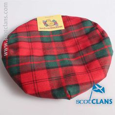 Dunbar Modern Tartan Cap. Free worldwide shipping available