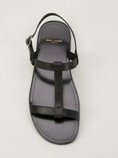 SAINT LAURENT Slush sandal