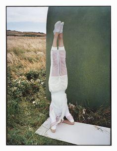 adidas by Stella McCartney SS14 Lookbook #yoga #Fashercise #adidas