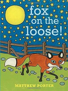A fox is stymied in his nocturnal prowling by a bevy of noisy barnyard animals.