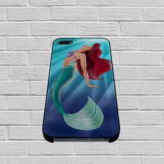 Ariel The Little Mermaid On Tiffany Blue case of iPhone case,Samsung Galaxy #case #phonecase #hardcase #iPhone6case