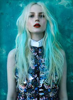 I love those locks. desire those dreads. hope for that hair. want those waves. crave that color.                    GIMME.