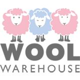 Great selection of yarns from wool warehouse.