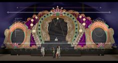 EVENT DESIGN Music Festival Stage