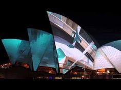 URBANSCREEN Light Sydney Opera House Wow....
