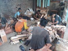 Cetakan kayu