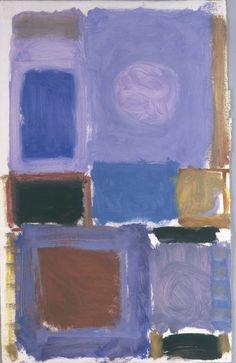 Patrick Heron | Lilac Moon | 1959