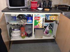 Le cupboard