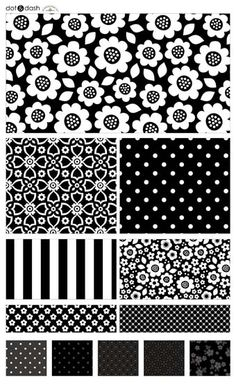 Dot Dash fabric line by Doodlebug Designs Inc for Riley Blake Designs—Subscribe to our newsletter at http://www.rileyblakedesigns.com/newsletter/