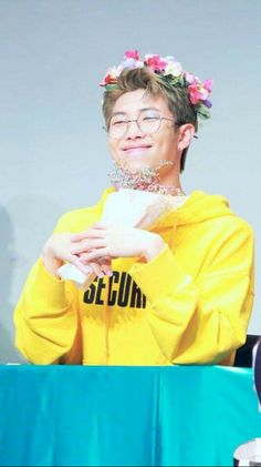 ☆○•°Rapmonster°•○☆ AWH LOOK AT THAT CUTE FACE AAAAAAAAHHHHI don't understand why ppl call him ugly like bitch yall are missin out on TRUE BEAUTY