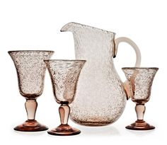 Thomas Goode is a global institution home to the world's finest tableware, china, silverware and glassware, situated in the heart of Mayfair. Modern Pitchers, Wine Goblets, Claude, Canisters, Mink, Luxury Homes, Amber, Glasses, Brown