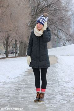How to Survive Winter in Chicago. Our favorite coats, boots, and warming accessories!