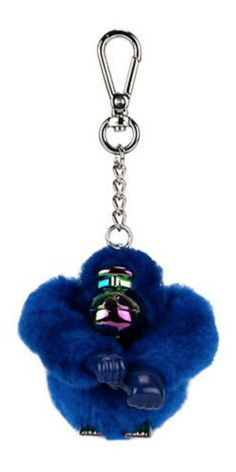 This playful monkey keychain is the perfect addition to any handbag, tote, or backpack. Lou's colorful iridescent face is sure to make you smile every tim. Kipling Monkey, Make You Smile, Iridescent, Backpacks, Make It Yourself, Personalized Items, How To Make, Bags, Color