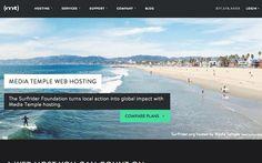 Media Temple #isotw #webdesign #inspiration