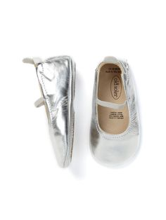 Luxury Ballet Flat from Spring Baby Clothes on Gilt