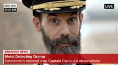 Captain Obvious, Metal Detecting, Mind You, Someone New, Living In New York, Know The Truth, All Smiles, I Fall, Other People