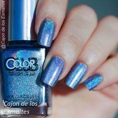 Color Club - Halo Hues - Crystal Baller  2015  Definitely want this color!